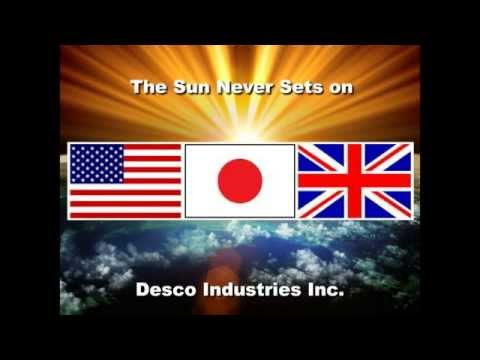 Who We Are - Desco Industries, Inc.
