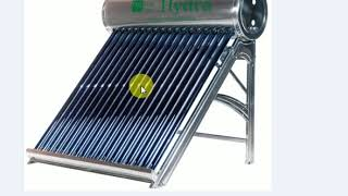 Panele solarne wodne