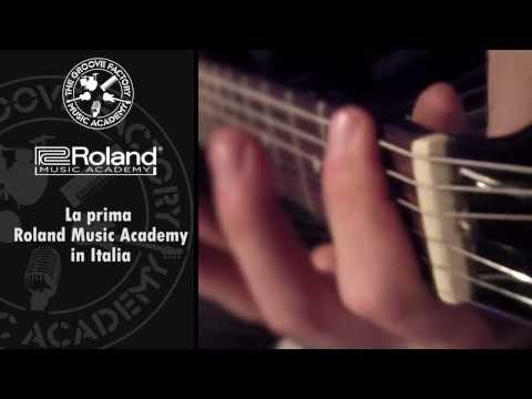 The Groove Factory - Roland Music Academy