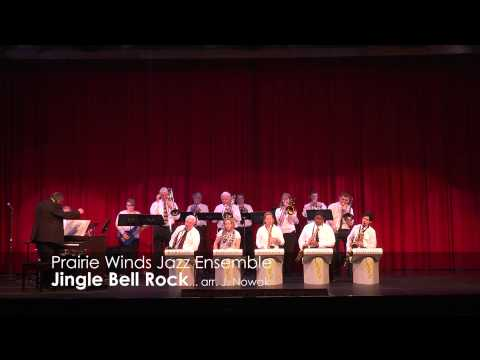 Prairie Winds Jazz Ensemble- I'll Be Home For Christmas, Jingle Bell Rock