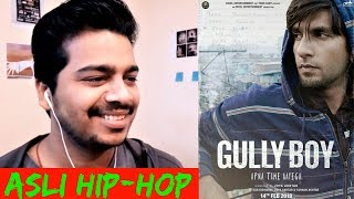 Gully Boy Reaction Video | Asli Hip-Hop | Oye Pk | Ranveer Singh | Alia Bhatt | 14th February