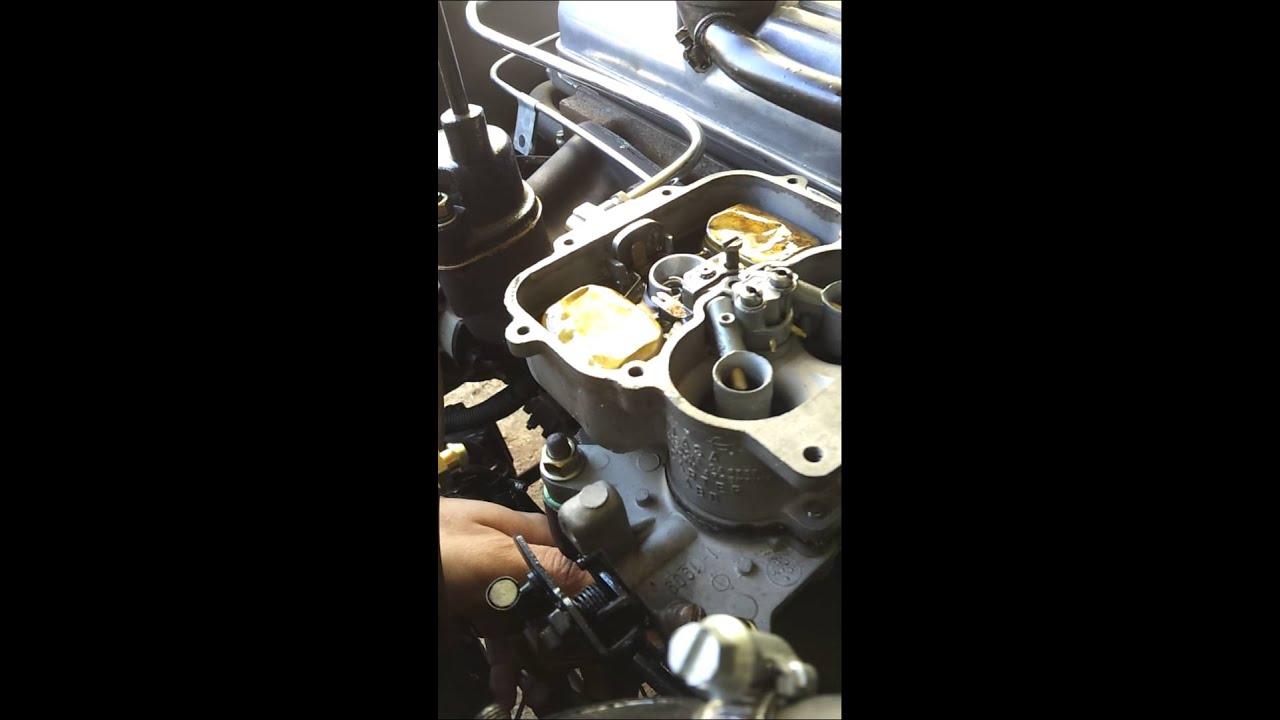 Torino Tsx Carburador Carter Youtube