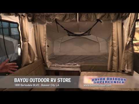2018 Flagstaff 228BHSE Folding Camper For Sale In Bossier City, Louisiana
