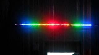 Цветомузыка за 5 минут своими руками на светодиодах