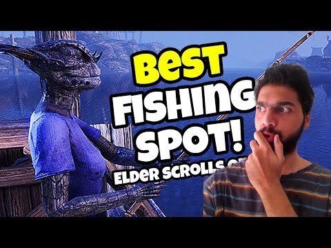 Best Fishing Location For Perfect Roe | ESO Fishing Guide