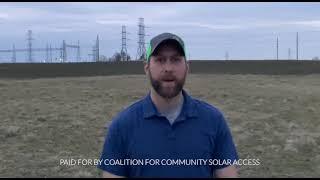 Video Series: Pennsylvanians Want Community Solar: Joshua Nissley