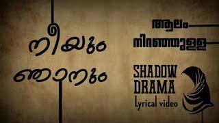 neeyum-njanum-movie-song-aalam-niranjulla-shadow-drama-al-status-lantern-media