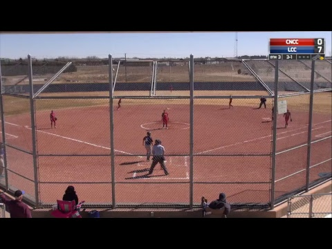 Lamar Community College vs. Colorado Northwestern Community College (Softball - Game 1)