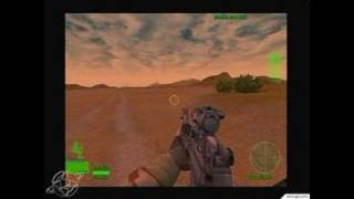 Delta Force: Black Hawk Down PC Games Gameplay - BHD Movie 9