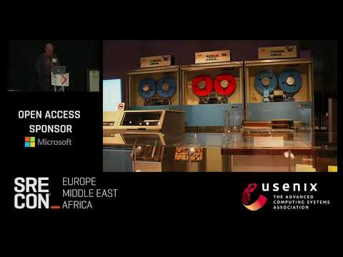 SREcon17 Europe/Middle East/Africa - The History of How We Came to Be