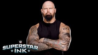Luke Gallows gets a tattoo to honor the original Club members: Superstar Ink