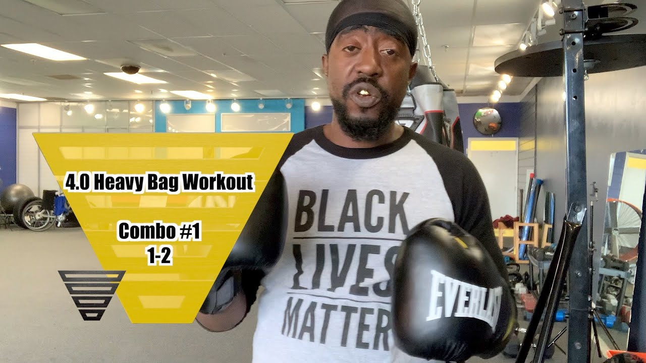 Download 30 Min Heavy Bag Workout 4.0 Fit Boxing