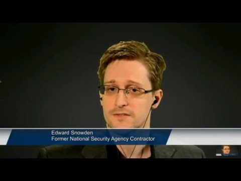 Edward Snowden, Glenn Greenwald & Noam Chomsky -  A Conversation on Privacy