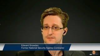 Edward Snowden, Glenn Greenwald & Noam Chomsky -  A Conversation on Privacy