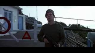 The Living Daylights - Land Rover Scene