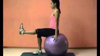 Vježba za  kvadriceps