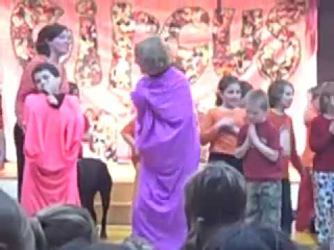 "Waitsfield Elementary School Performs ""Circus Minimus""!"