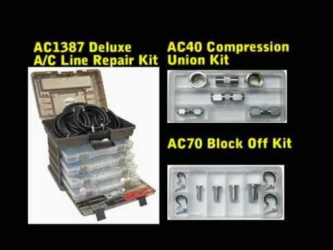 S.U.R /& R AC6812 #12 Clamps Set 5