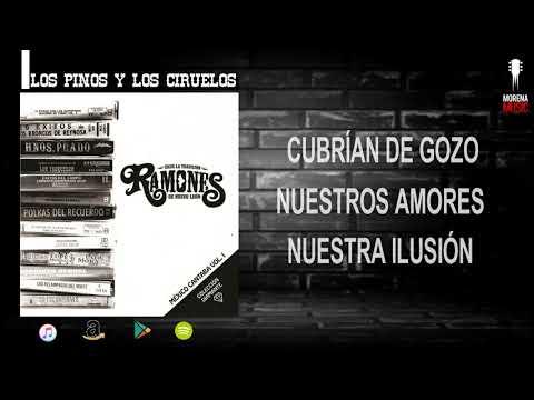 Los Ramones De Nuevo León - Los Pinos Y Los Ciruelos (Video Letra Oficial)