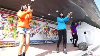 2017/10/01 Parfait 松戸競輪場 特別ライブ1部 松戸記念競輪で行われた ...