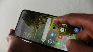 How to change navigation buttons in Oppo F11 Pro