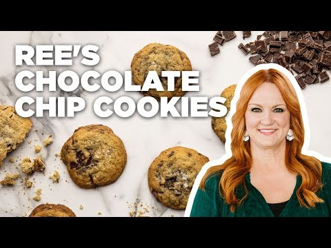 The Pioneer Woman Makes Chocolate Chip Cookies | Food Network