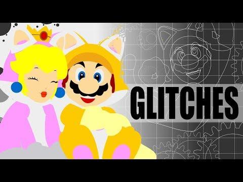 Glitches, Skips and Broken Stuff in Super Mario 3D World.