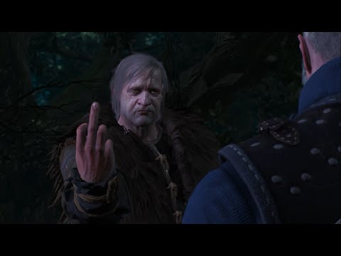 Ведьмак 3. Молчаливый друид