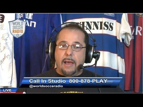 World Soccer Radio 3/17/14
