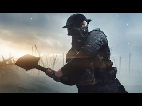 16 Minutes of Battlefield 1 Lupkow Pass DLC Gameplay in 4K 60fps - E3 2017