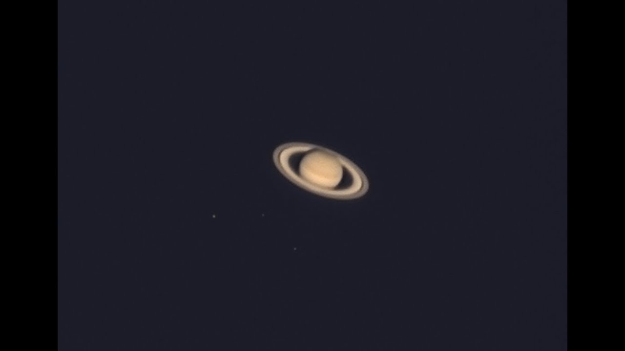 Kết quả hình ảnh cho saturn through a telescope