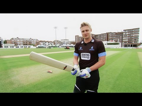 NatWest T20 Blast goes old skool with Luke Wright