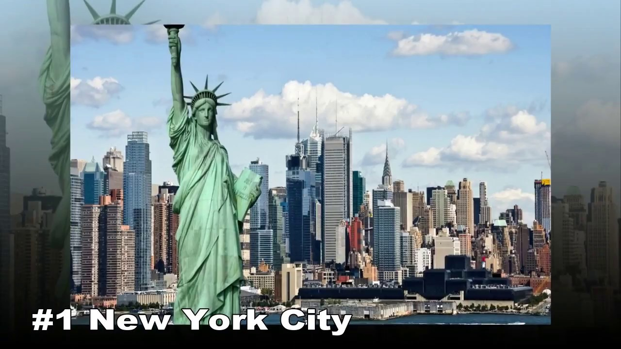 Top 10 most beautiful places in the united states most Most beautiful cities in the us