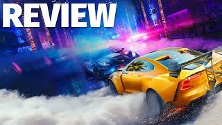 Need for Speed Heat Review - A Hot Pursuit in the Underground (Video Game Video Review)