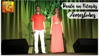 Paula un Ričards - Zemeslodes / VS