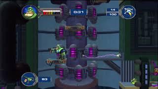 Ratchet and Clank : Up Your Arsenal -9- Arriba Amoeba