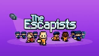 Video THE ESCAPISTS iOS / Android / Steam Gameplay Video download MP3, 3GP, MP4, WEBM, AVI, FLV Juni 2017