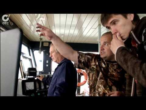 видео: Дамбу долой! Речники демонтируют временную дамбу в районе стройки Бугринского моста