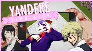 Anime-Play: Yandere Simulator (Ft. Senpai)