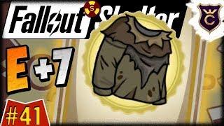 Самый лучший костюм в игре ∎ Fallout Shelter Выживание [41]