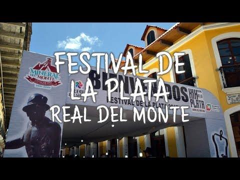 Real del Monte y su Festival de la Plata