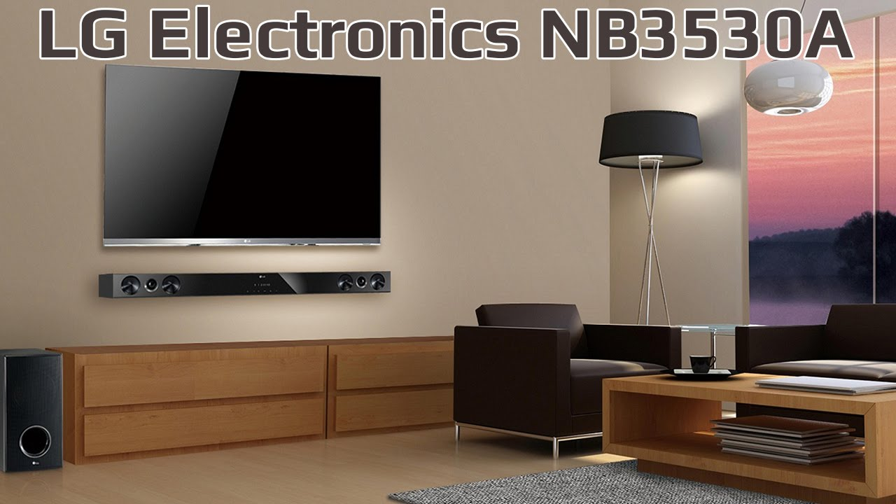 lg nb3530a 300w 2 1 channel wireless speaker bar with bluetooth connectivity philly diet. Black Bedroom Furniture Sets. Home Design Ideas
