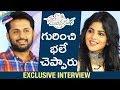 Nithiin and megha akash about chal mohan ranga chal mohan ranga movie interview telugu filmnagar mp3