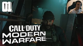 Zagrajmy w CALL OF DUTY MODERN WARFARE 2019 - KAPITAN PRICE POWRÓCIŁ! [#1]