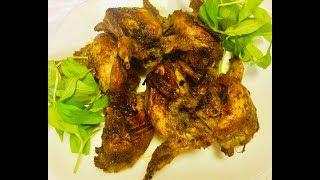 Cút nướng sả ớt thơm cay lạ miệng - - Bếp Nhà Nội
