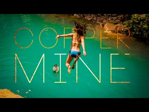 Vermont Cliff Jumping: Copper Mine