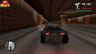 GTA IV: San Andreas. Атмосфера San Andreas в GTA IV. (Глобальный мод)!
