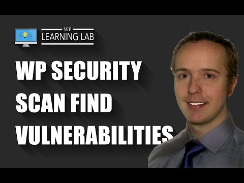 WordPress Security Scan To Find Vulnerabilities - Unmask Parasites | WP Learning Lab