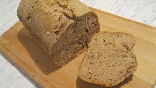 Хлебопечка MOULINEX 6002(Приготовление ржаного хлеба на закваске )