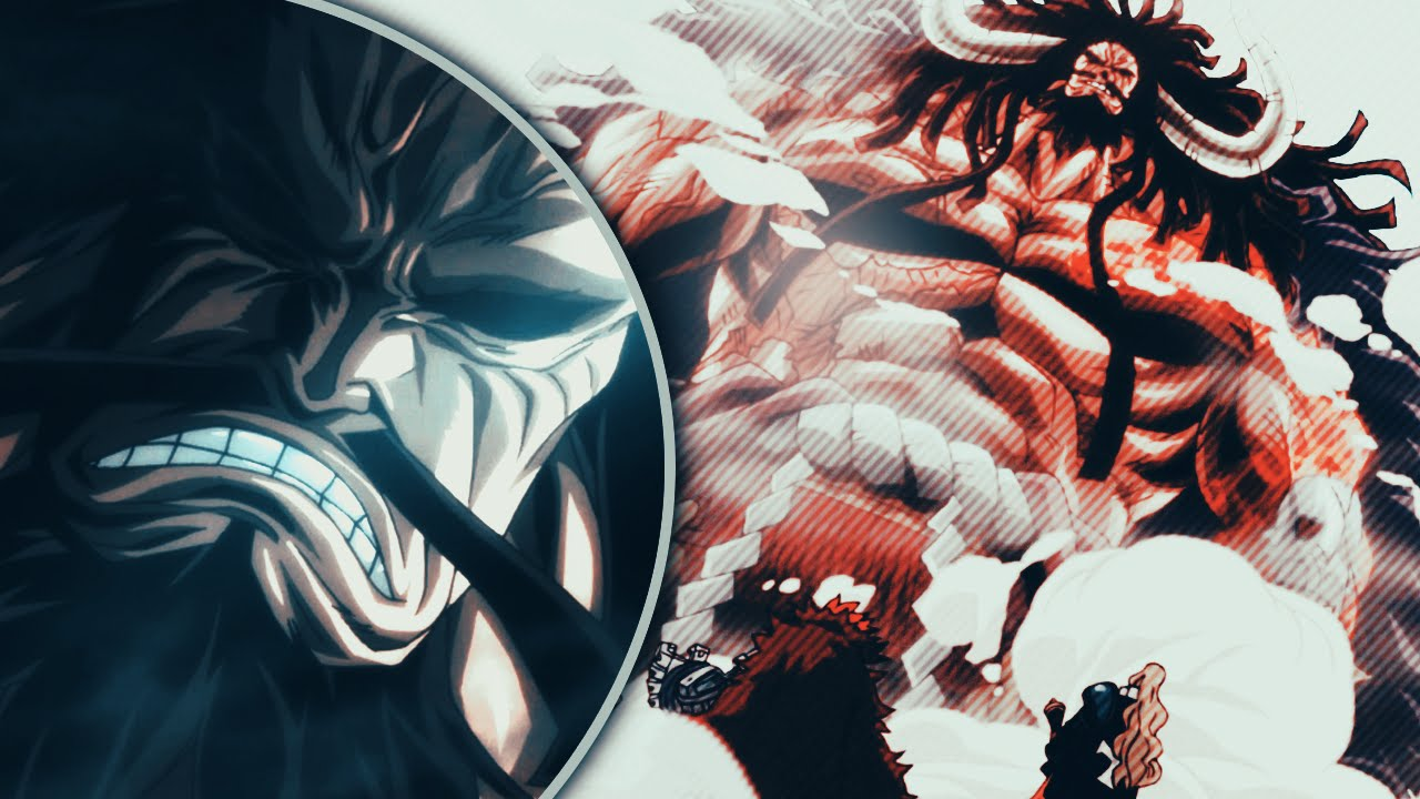 One Piece AMV/ASMV - Kaido Of The Beasts I カイドウ ᴴᴰ - YouTube